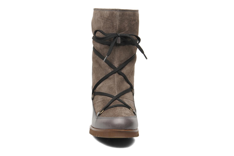 Bottines et boots Fabio Rusconi Bertie Marron vue portées chaussures