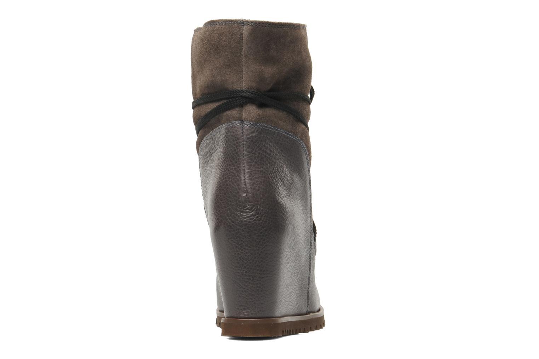 Bottines et boots Fabio Rusconi Bertie Marron vue droite