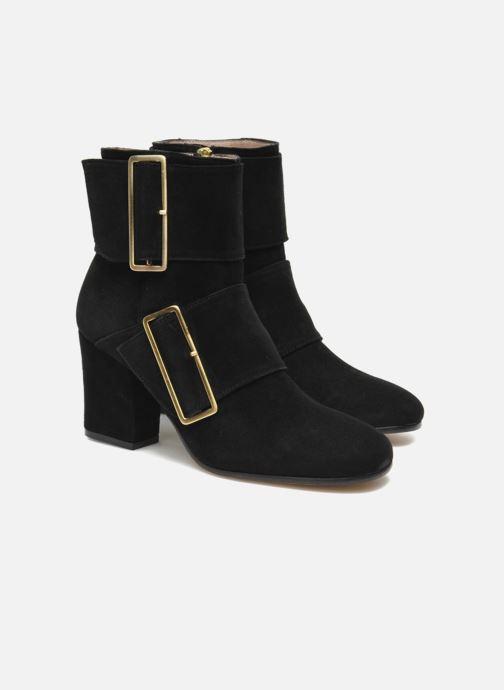 Boots en enkellaarsjes Avril Gau Calor Zwart 3/4'