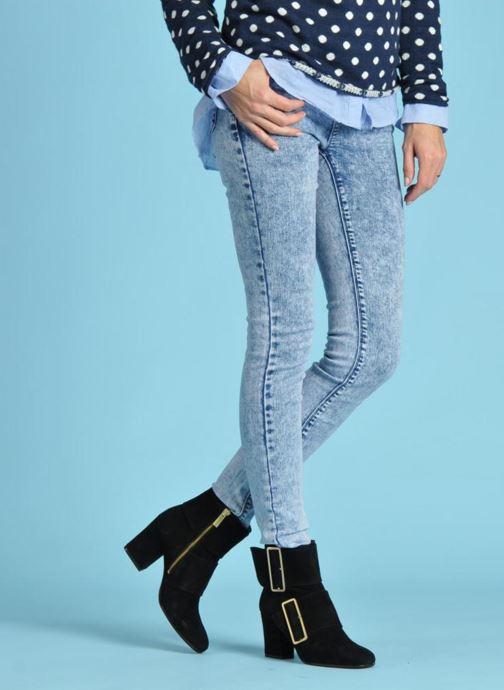 Boots en enkellaarsjes Avril Gau Calor Zwart onder