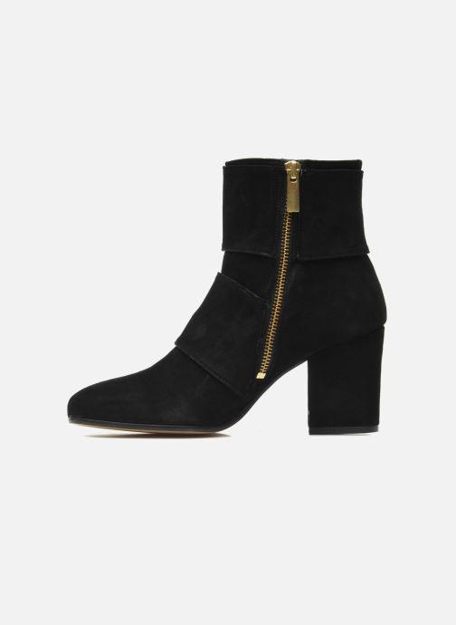 Boots en enkellaarsjes Avril Gau Calor Zwart voorkant