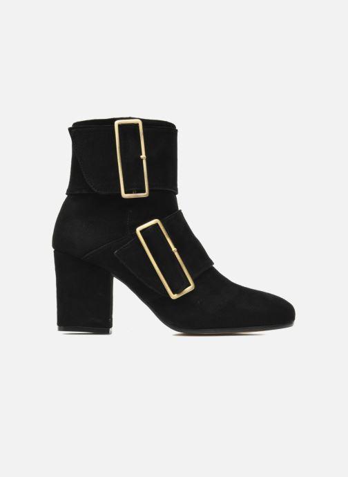 Boots en enkellaarsjes Avril Gau Calor Zwart achterkant