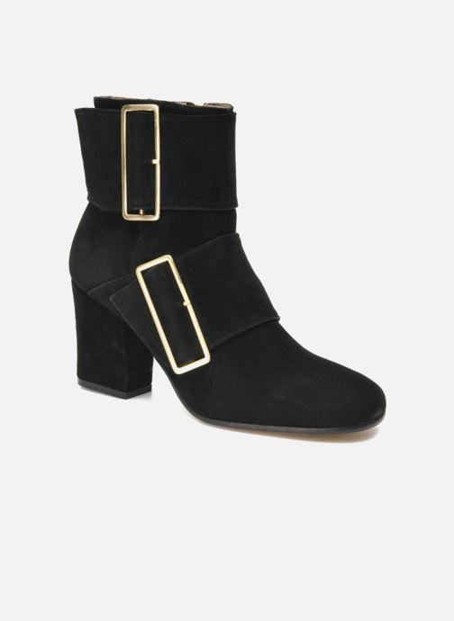 Boots en enkellaarsjes Avril Gau Calor Zwart detail