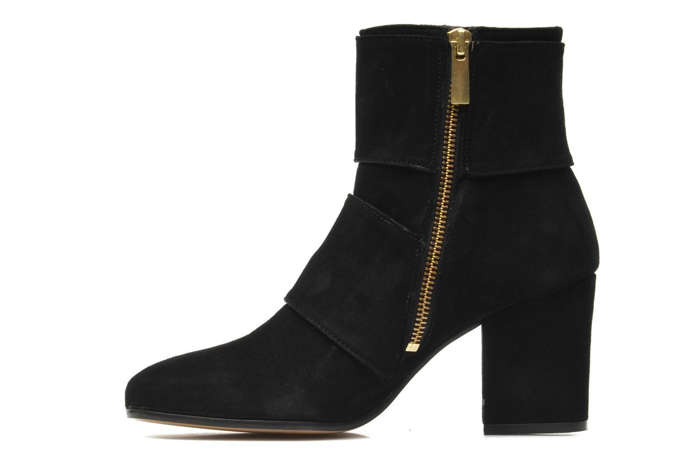 Bottines et boots Avril Gau Calor Noir vue face