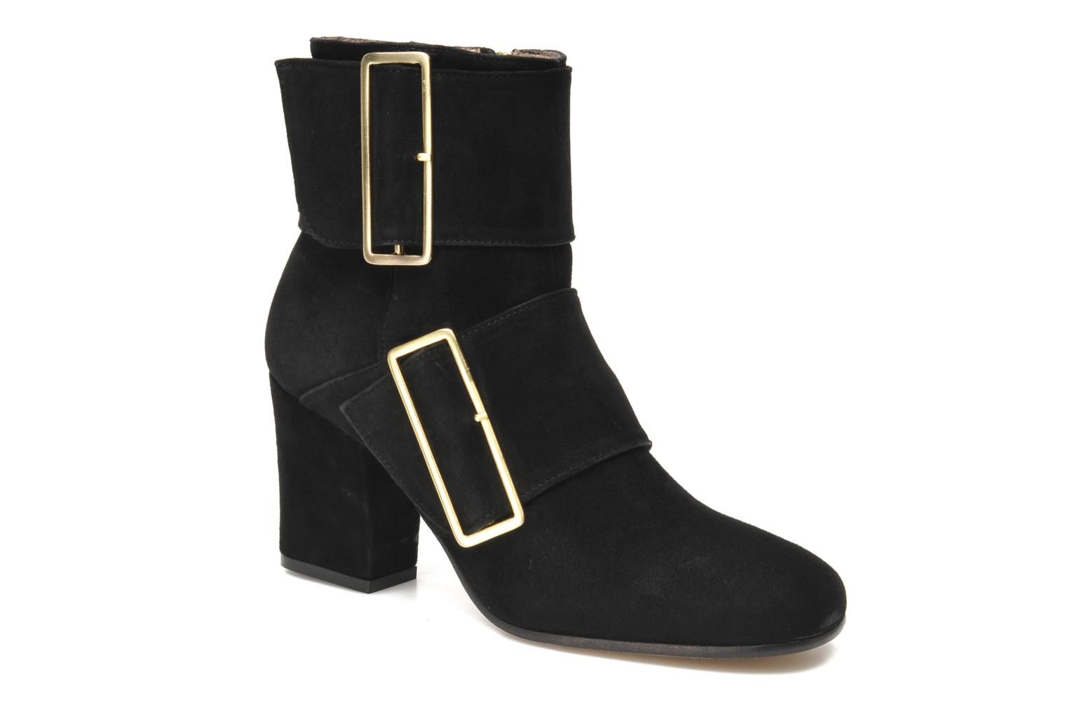 Ankle boots Avril Gau Calor Black detailed view/ Pair view