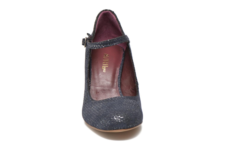 Escarpins Avril Gau Gosy Bleu vue portées chaussures