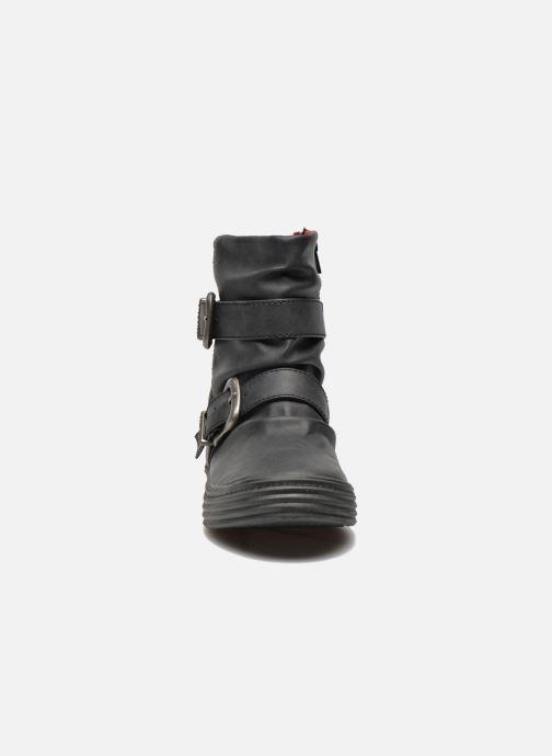 Bottines et boots Blowfish Octave Noir vue portées chaussures