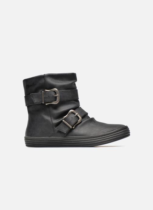 Bottines et boots Blowfish Octave Noir vue derrière