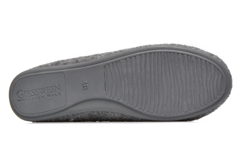 Pantoffels Giesswein Honehau Grijs boven