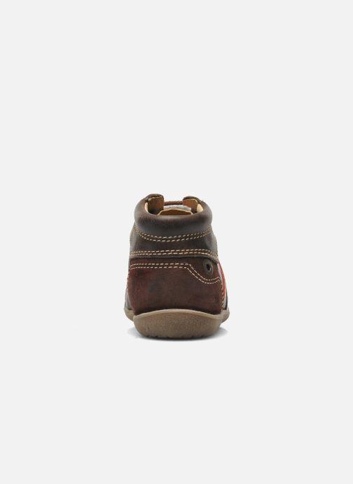 Bottines et boots Catimini CYRUS Marron vue droite