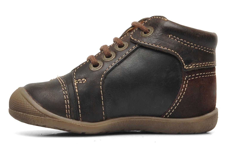 Bottines et boots Catimini CYRUS Marron vue face