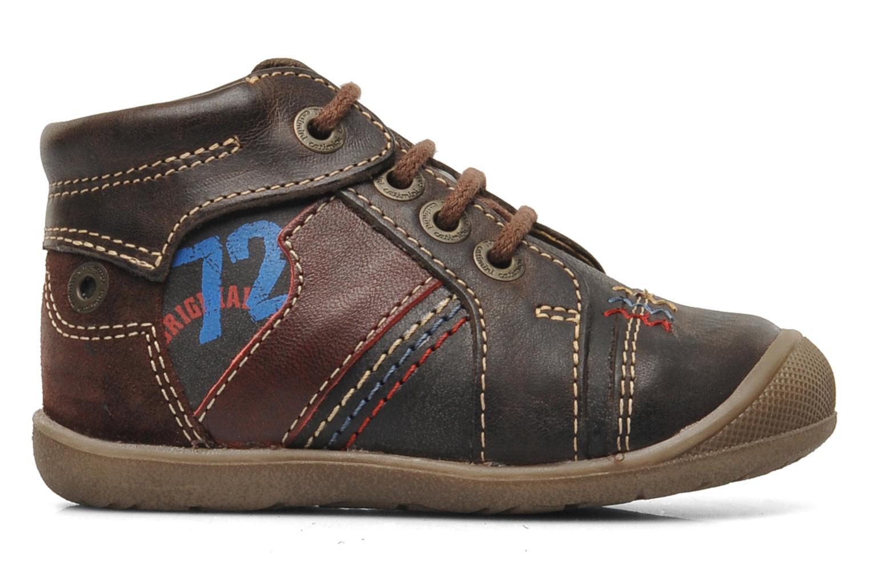 Bottines et boots Catimini CYRUS Marron vue derrière