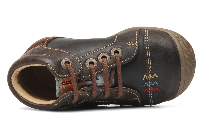 Bottines et boots Catimini CYRUS Marron vue gauche
