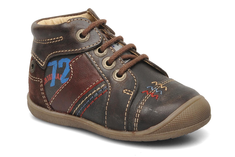 Bottines et boots Catimini CYRUS Marron vue détail/paire