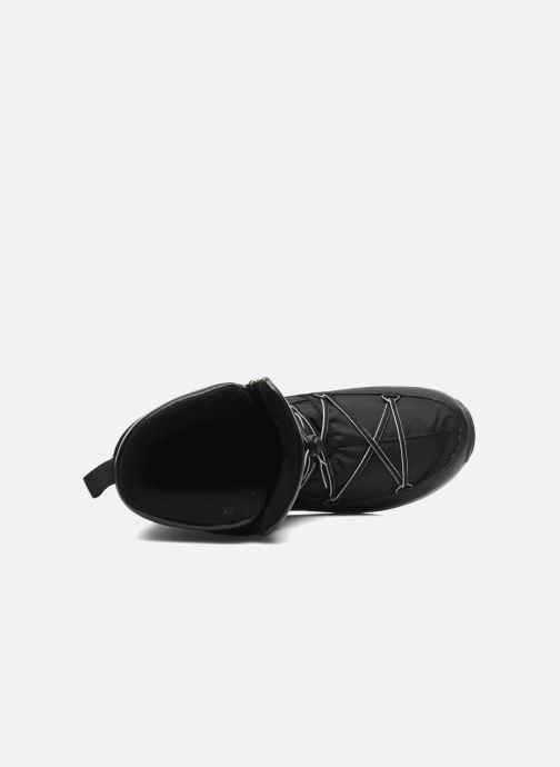 Sportschuhe Moon Boot Lem schwarz ansicht von links