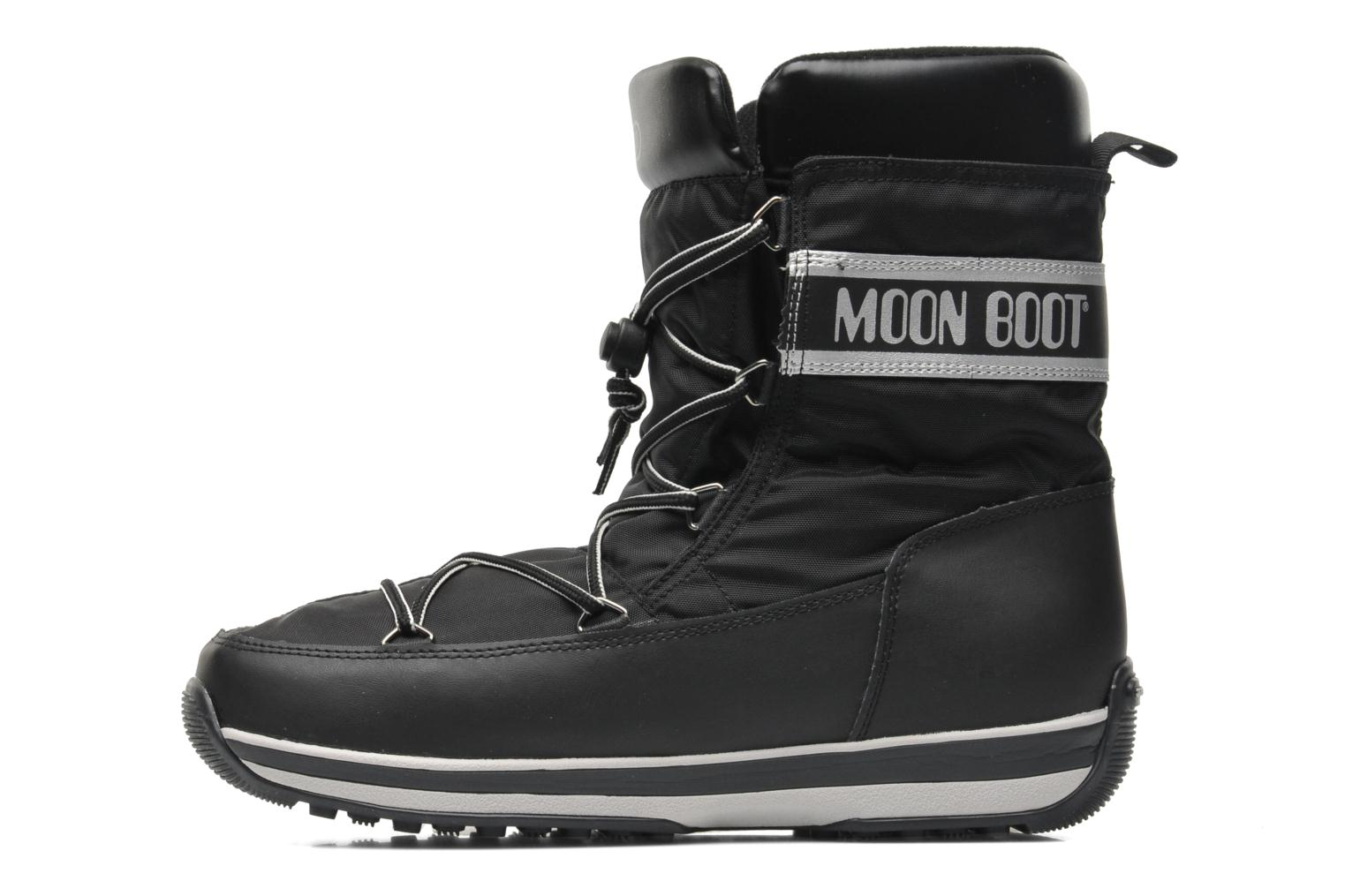 Sport shoes Moon Boot Lem Black front view