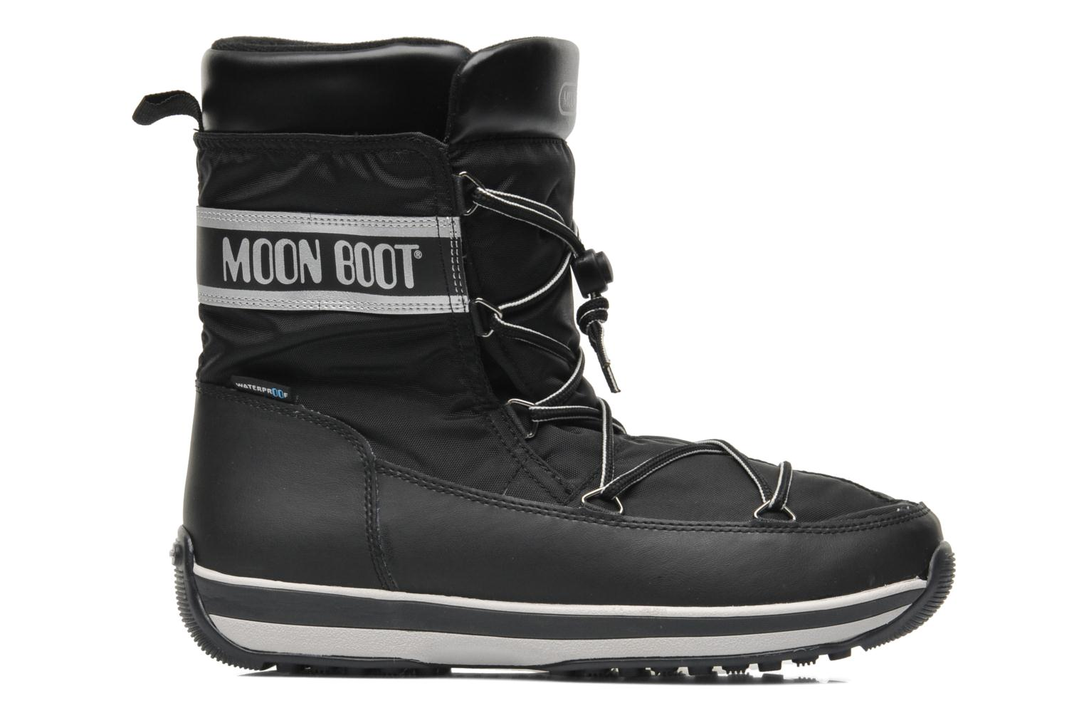 Sport shoes Moon Boot Lem Black back view