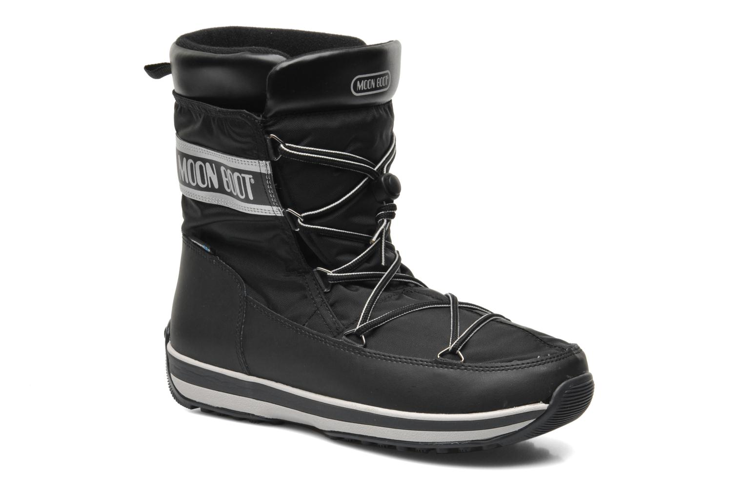 Sport shoes Moon Boot Lem Black detailed view/ Pair view