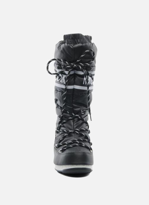 Sportschuhe Moon Boot Duvet II schwarz schuhe getragen