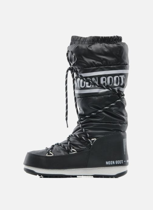 Zapatillas de deporte Moon Boot Duvet II Negro vista de frente