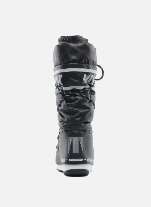 Sport shoes Moon Boot Duvet II Black view from the right