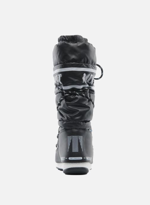 Zapatillas de deporte Moon Boot Duvet II Negro vista lateral derecha
