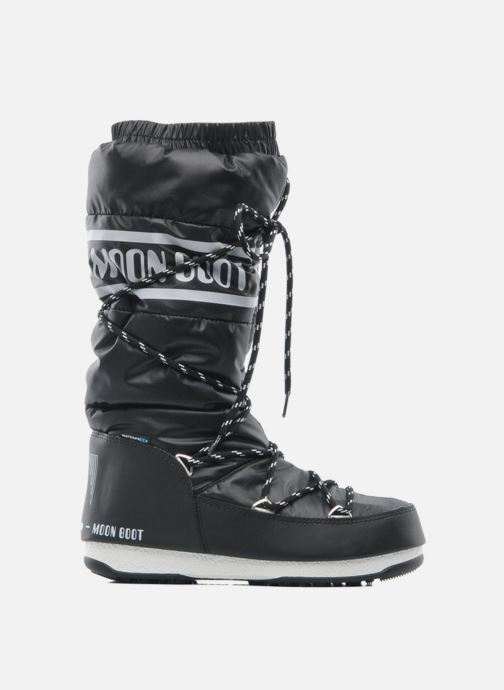 Sport shoes Moon Boot Duvet II Black back view