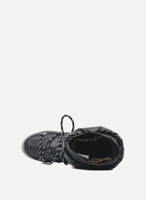 Zapatillas de deporte Moon Boot Duvet II Negro vista lateral izquierda