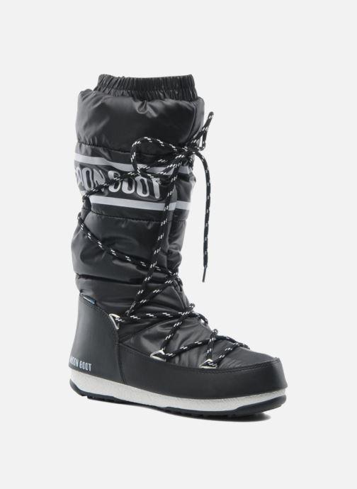 Zapatillas de deporte Moon Boot Duvet II Negro vista de detalle / par