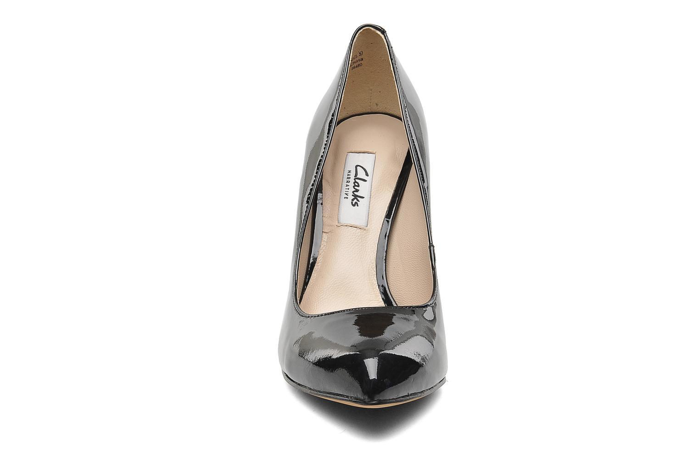 Escarpins Clarks Always Chic Noir vue portées chaussures