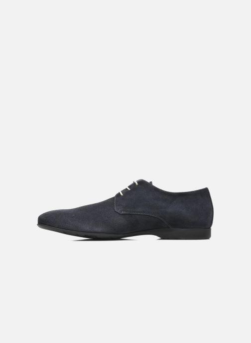 Chaussures à lacets Marvin&Co Nathy Bleu vue face