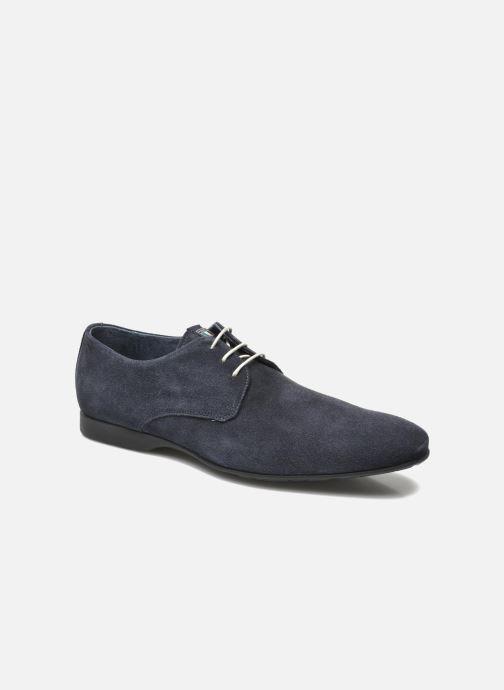 Chaussures à lacets Marvin&Co Nathy Bleu vue détail/paire