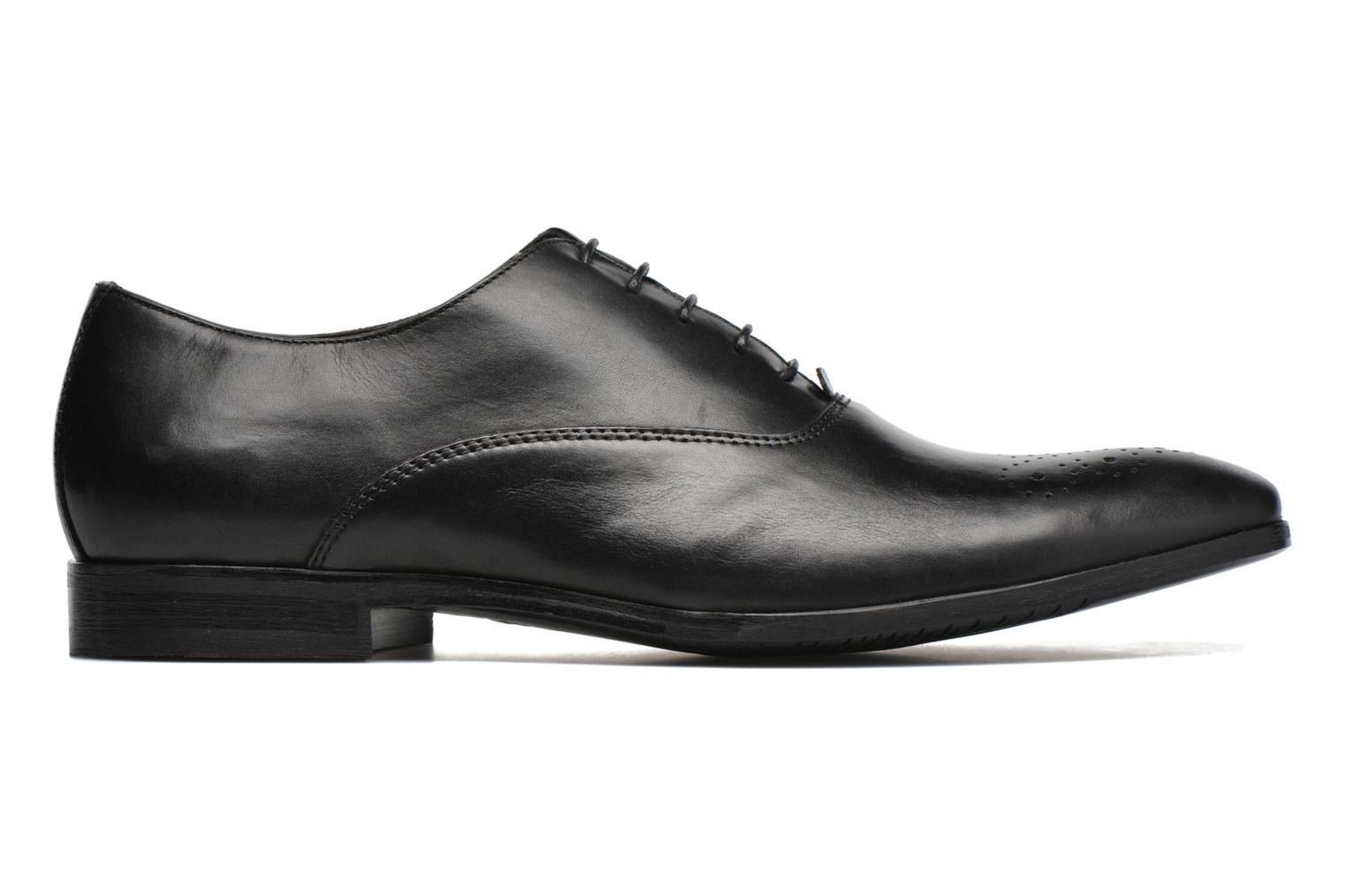 Lace-up shoes Marvin&co Narvie Black back view