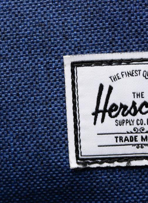 Sacs à dos Herschel Classic Bleu vue gauche