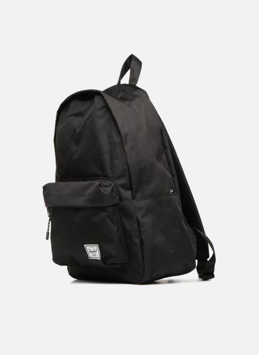 Rucksäcke Herschel Classic schwarz schuhe getragen