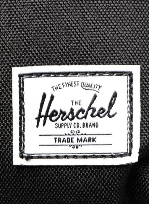 Rucksäcke Herschel Classic schwarz ansicht von links