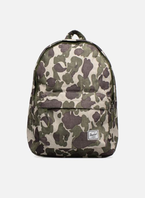 Rucksacks Herschel Classic Green detailed view/ Pair view