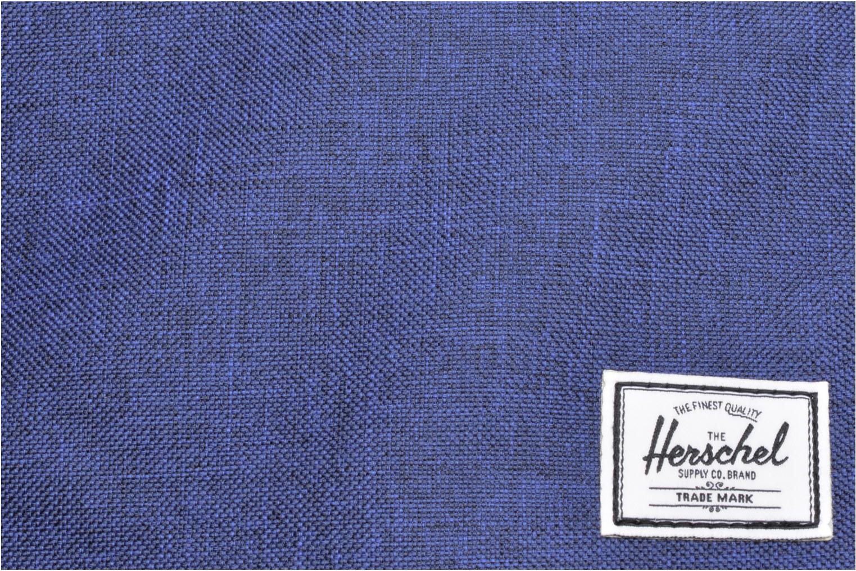 Rugzakken Herschel Settlement Blauw links