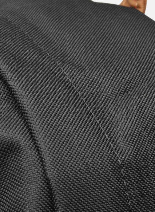 Mochilas Herschel Heritage Negro vista lateral izquierda