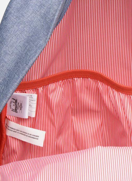 Zaini Herschel Heritage Azzurro immagine posteriore