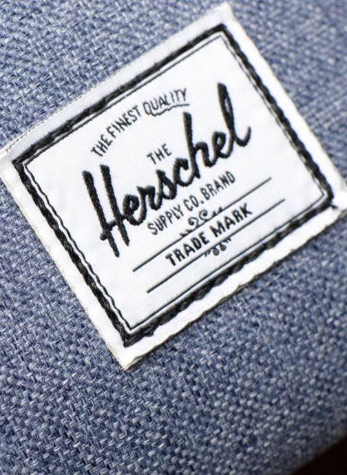 Rugzakken Herschel Heritage Blauw links