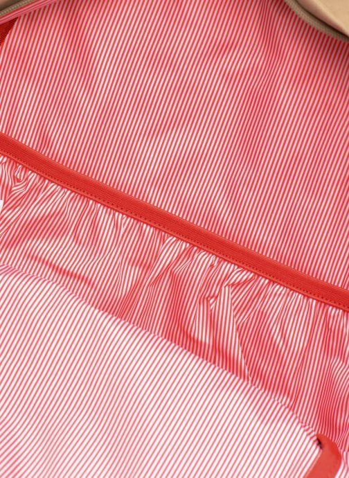 Ryggsäckar Herschel Heritage Beige bild från baksidan