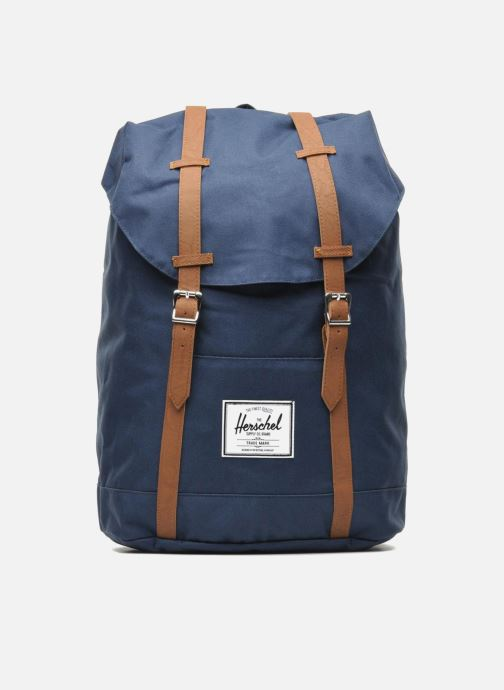 Rucksacks Herschel Retreat Blue detailed view/ Pair view