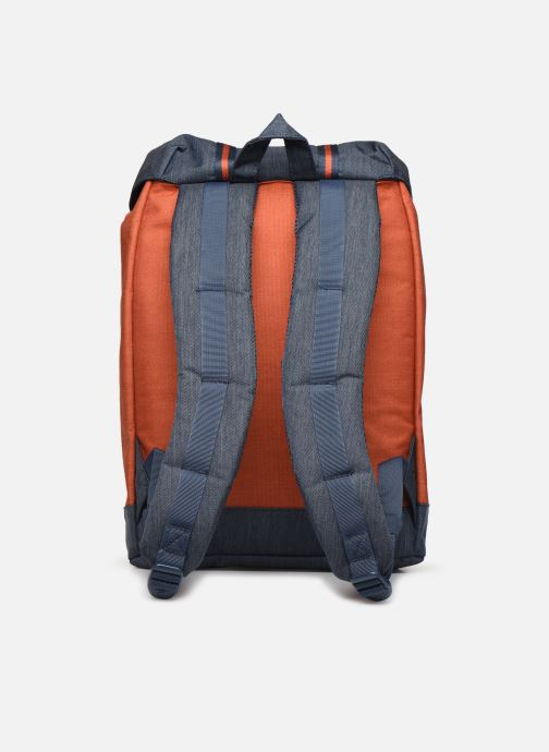 Mochilas Herschel Retreat Naranja vista de frente