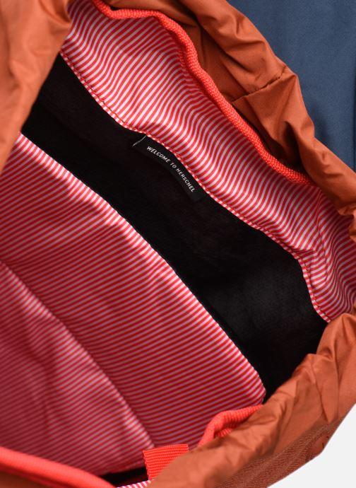 Sacs à dos Herschel Retreat Orange vue derrière