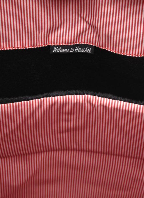 Rucksäcke Herschel Little America schwarz ansicht von hinten