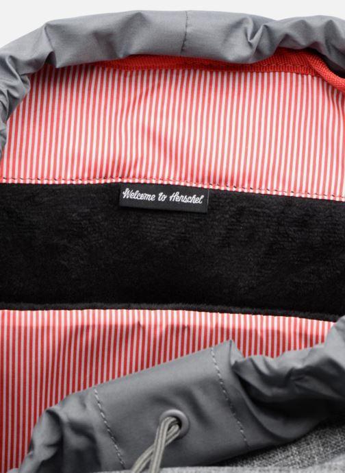 Zaini Herschel Little America Grigio immagine posteriore