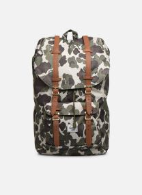 01858-Frog Camo/Tan SynLeather