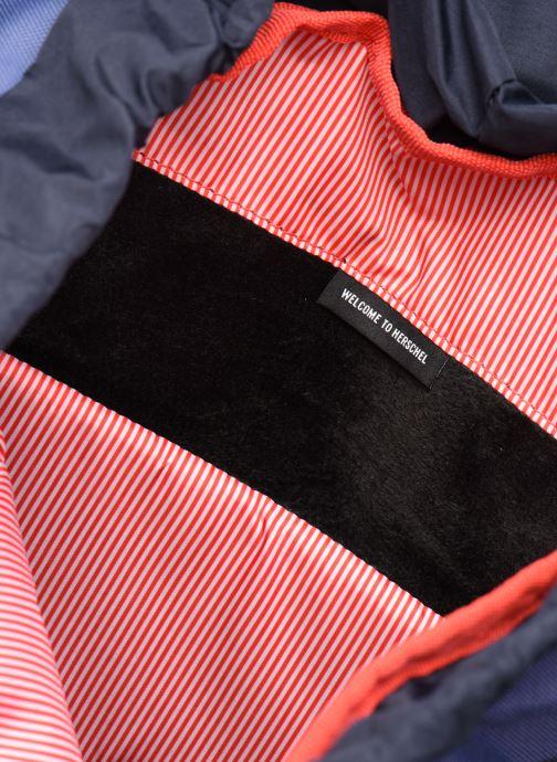 Rucksäcke Herschel Little America blau ansicht von hinten