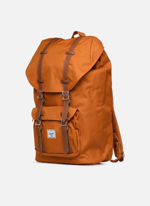 Rugzakken Herschel Little America Oranje model